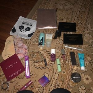 Other - Bag full of makeup. NEW